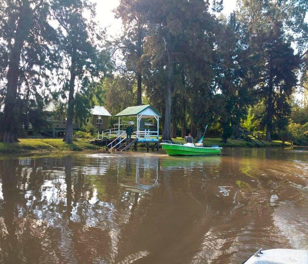 El Delta es un extenso humedal con mareas de agua dulce. (Municipalidad de San Fernando)