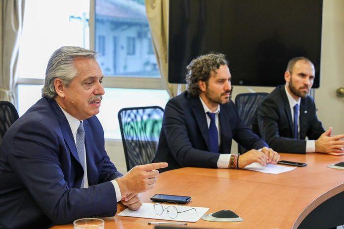 El Frente de Todos celebró el acuerdo con los bonistas y felicitó a Martín Guzmán