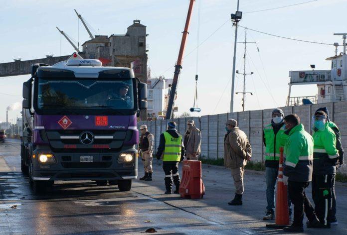 """Arba profundiza la fiscalización en puertos para """"controlar la evasión en gran escala"""""""