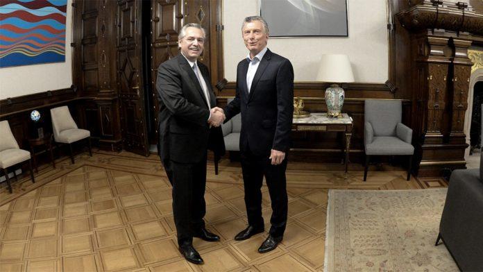 El expresidente y otros referentes de la oposición saludaron al Gobierno por el acuerdo alcanzado con los acreedores extranjeros
