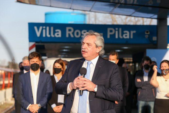 Fernández arremetió contra Macri y ratificó su versión de la charla con el expresidente