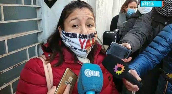 Fernández recibirá a la mamá de Astudillo Castro horas antes de la pericia