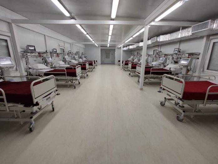 Un total de 1.799 personas cursan la enfermedad en unidades de terapia intensiva en todo el país