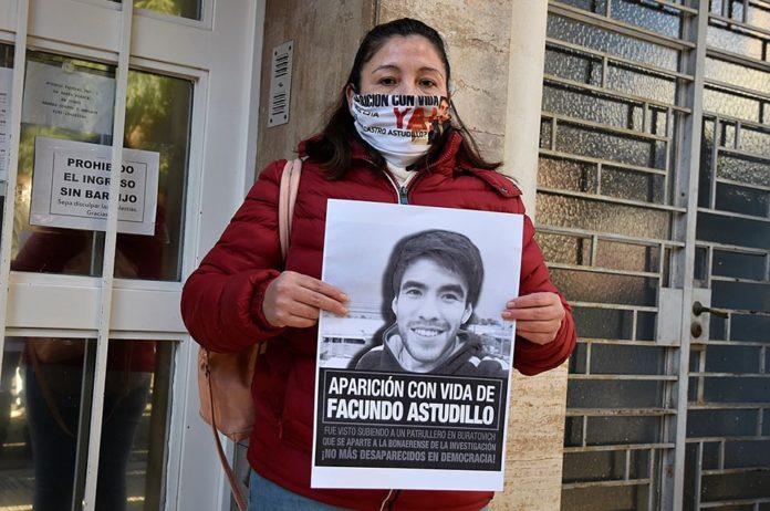 Cristina Castro, la madre de Facundo