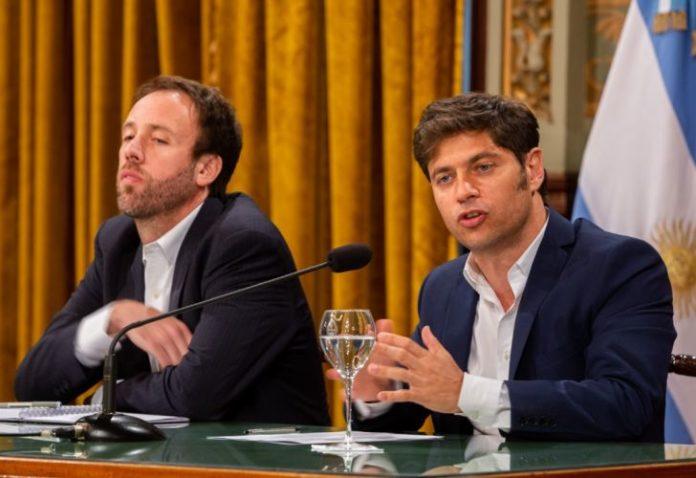 El Gobierno bonaerense promulgó la ley que autoriza a tomar deuda