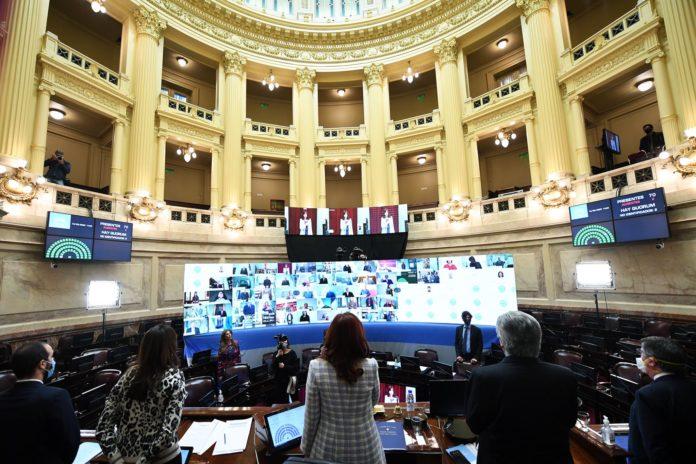 Senado: polémica entre el oficialismo y la oposición por el ingreso del traslado de jueces