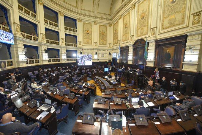 Diputados aprobó el endeudamiento de Kicillof