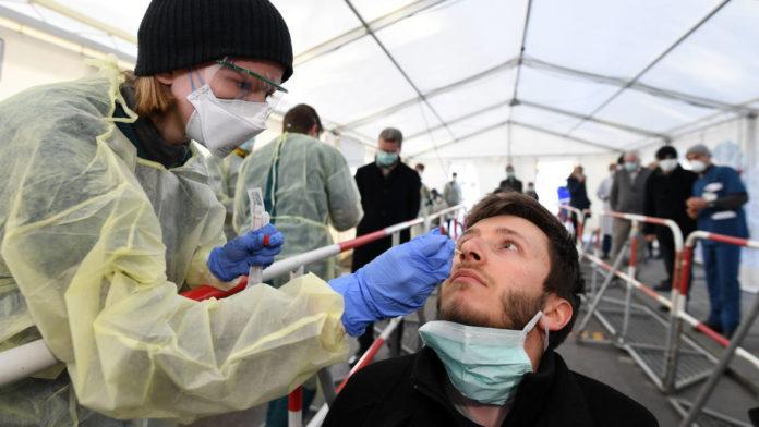 Coronavirus: se registraron 6.663 casos y 110 muertes en las últimas 24 horas