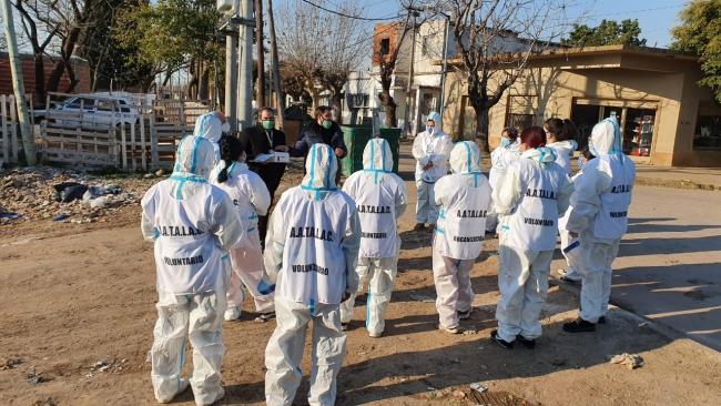 Toma de tierras en pandemia: preocupa en el conurbano y también en el interior