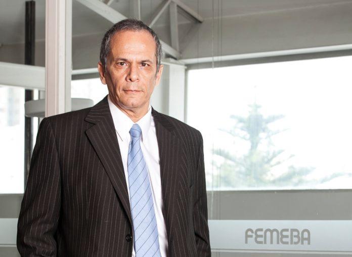 Guillermo Cobian, presidente de Femeba