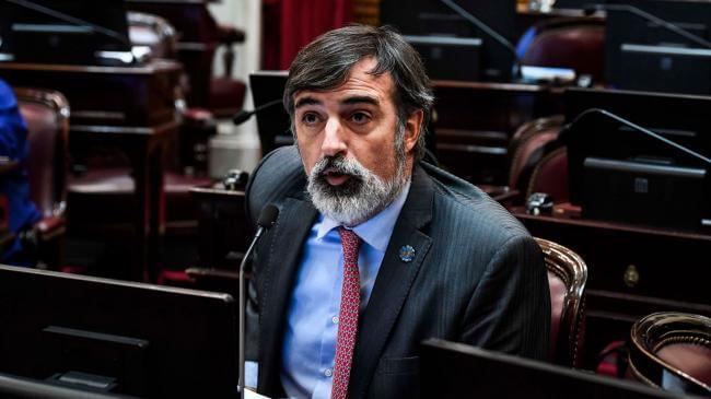 El senador nacional Esteban Bullrich. (Archivo)