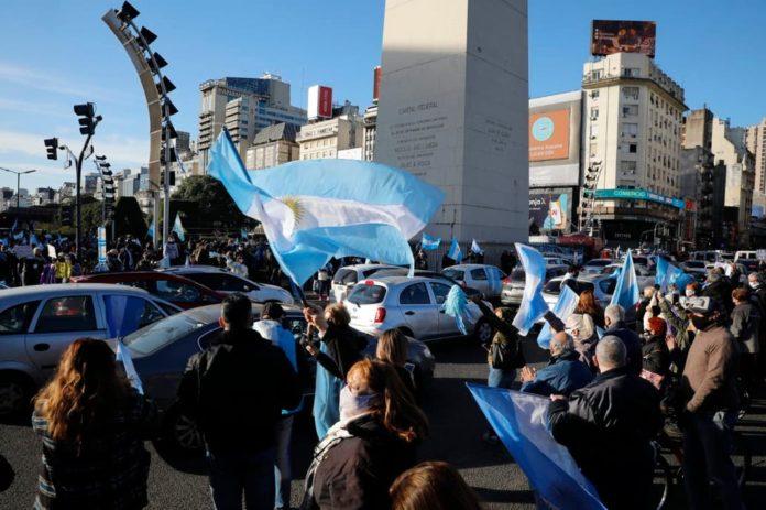 Hubo protestas contra la reforma judicial en varias ciudades