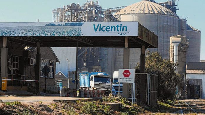 La cerealera Vicentin