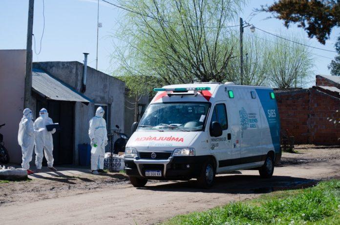 Diez distritos del interior bonaerense registran un caso cada menos de 100 habitantes