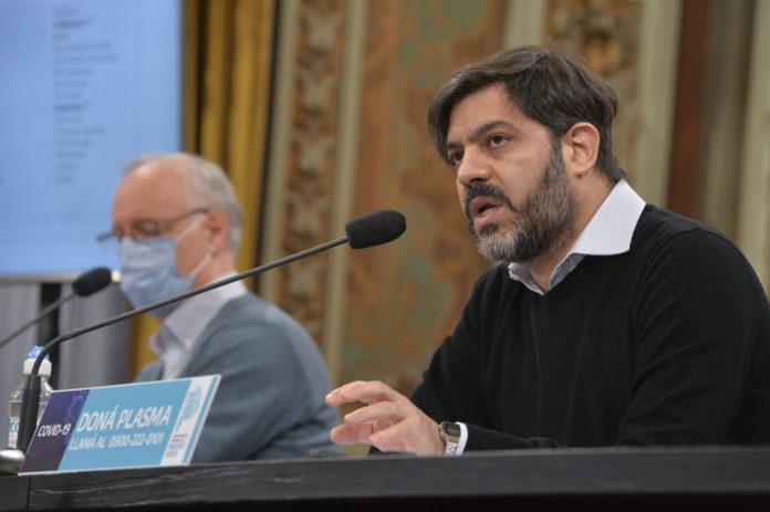 """Coparticipación: """"En este punto, estamos de acuerdo con Vidal"""", dijo Bianco"""