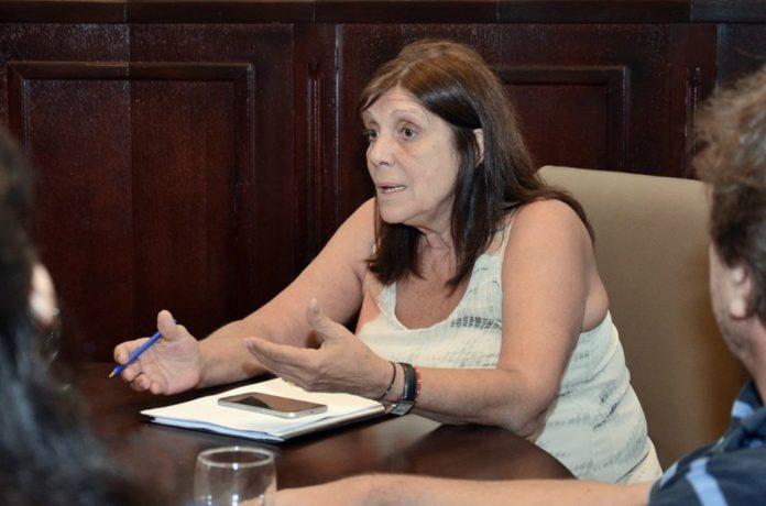 """Conflicto con la Bonaerense: """"Ya está prácticamente resuelto"""", dijo Teresa García"""