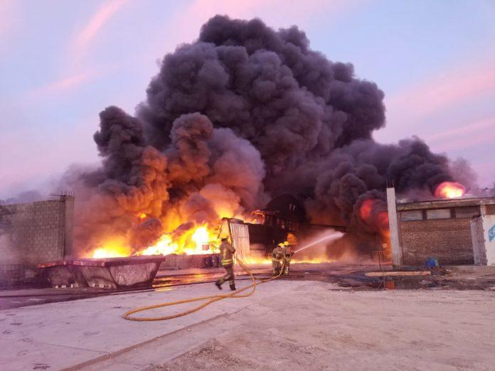 Mercedes: a un año del incendio que dejó un fallecido y 800 mil litros de químicos
