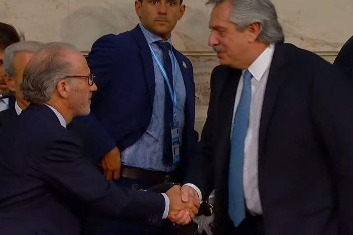 """Fernández cuestionó a Rosenkrantz: """"Qué está buscando el presidente de la Corte?"""""""