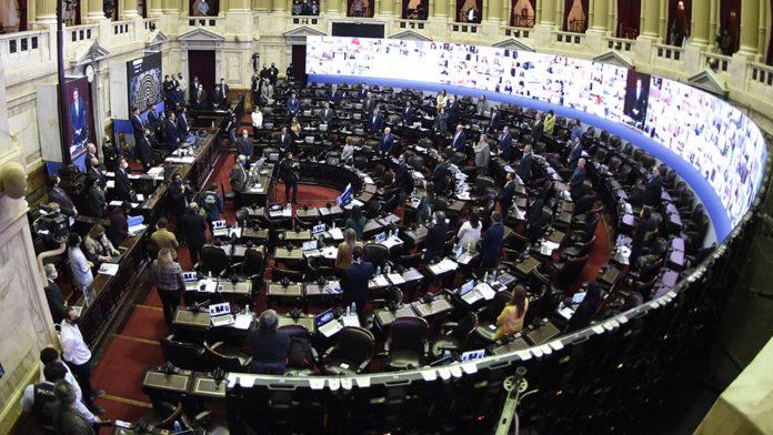 Escándalo en el Congreso: escena sexual de un diputado en pleno debate virtual