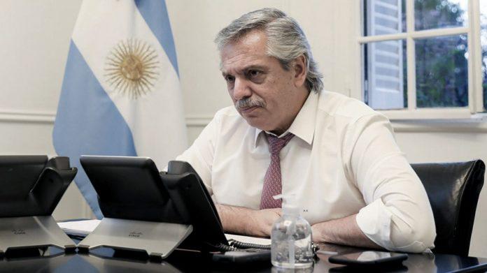 Alberto Fernández se refirió a las nuevas restricciones para la compra de moneda extranjera.