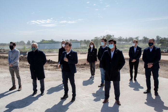 Anuncian obras para la Provincia por $ 22.000 millones, con fondos nacionales