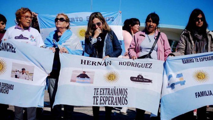Familiares del ARA San Juan confirmaron que se presentarán como querellantes
