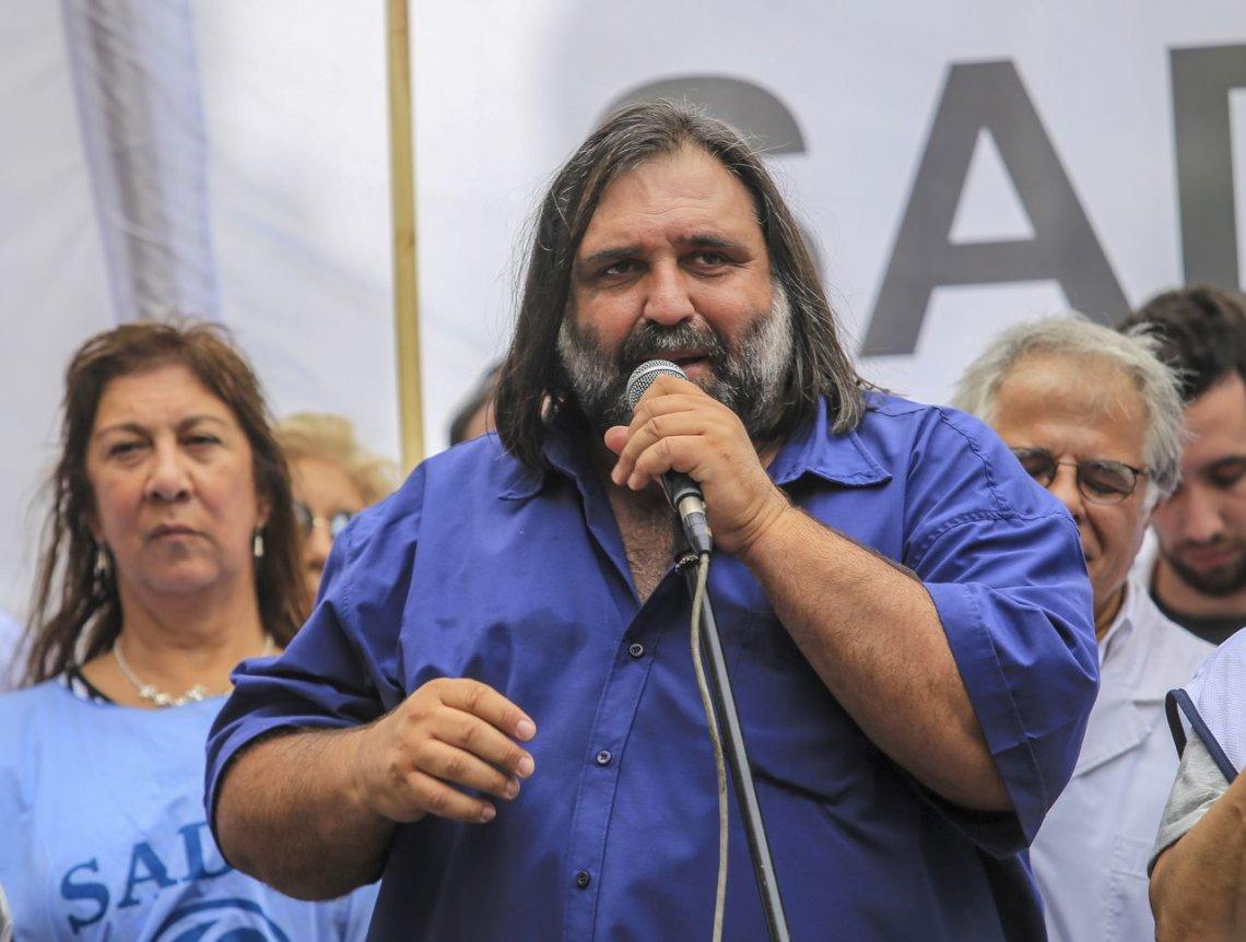 """Baradel dijo que espera que el aumento del Gobierno """"supere a la inflación""""   Diarios Bonaerenses"""