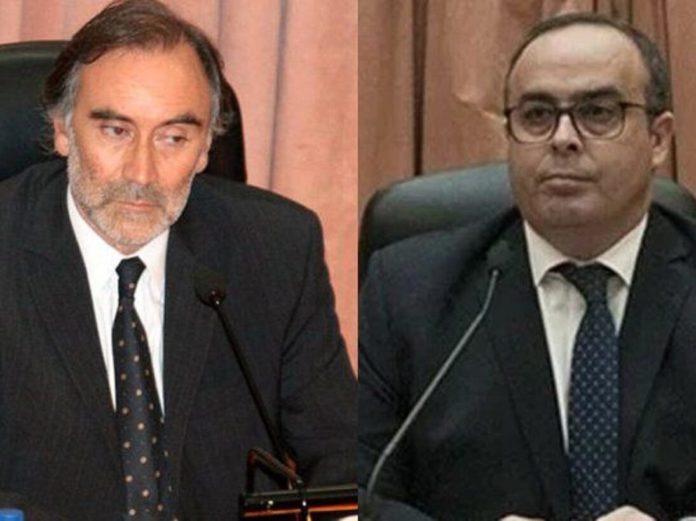 La Cámara puso fin a las subrogancias de Bruglia, Bertuzzi y Castelli