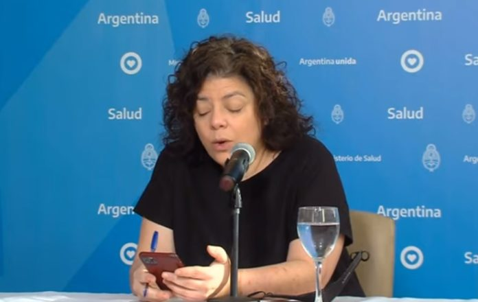 Informan 58 nuevas muertes y son 11.910 los muertos por coronavirus en la Argentina