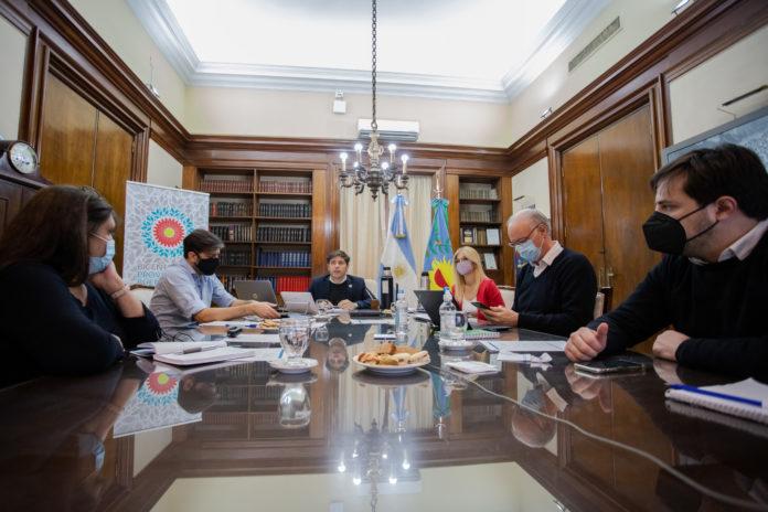 Covid-19: Kicillof confirmó transferencia de otros $ 1.500 millones a municipios