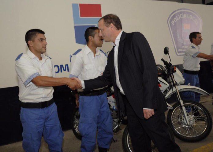 El intendente de Lomas de Zamora, Martín Insaurralde, aseguró este viernes que