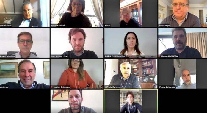 Coparticipación: con Macri a la cabeza, Juntos por el Cambio respaldó a Rodríguez Larreta