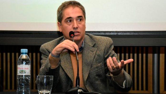 El defensor del Pueblo de la provincia de Buenos Aires, Guido Lorenzino