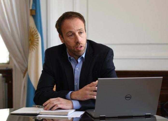 """Pablo López: """"La asistencia a municipios compensó con creces la caída de la recaudación"""""""