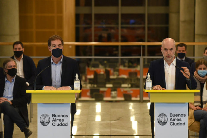 """Rodríguez Larreta va a la Corte por la quita de la Coparticipación: """"Es inconstitucional"""""""