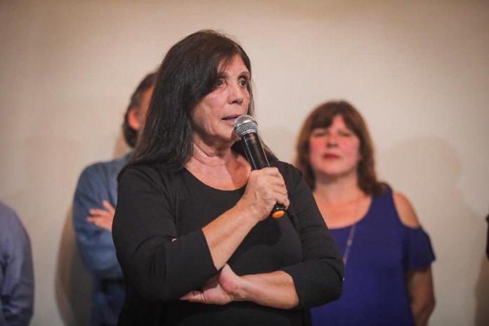 Teresa García desmintió malestar de intendentes peronistas con Kicillof