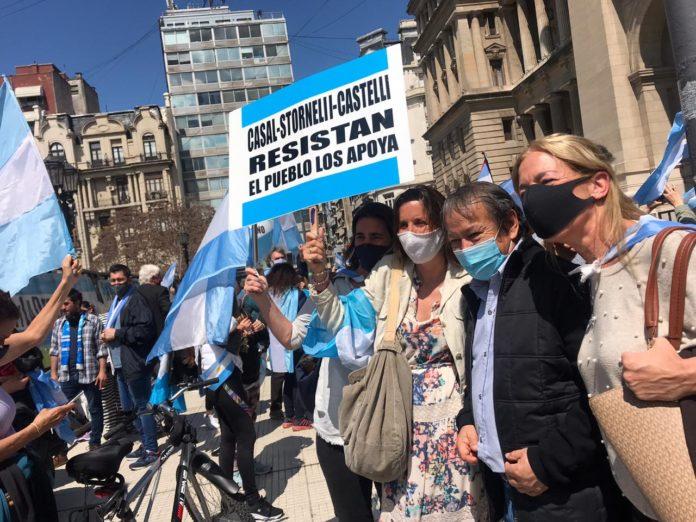La oposición celebró la decisión de la Corte y agradeció a quienes se manifestaron