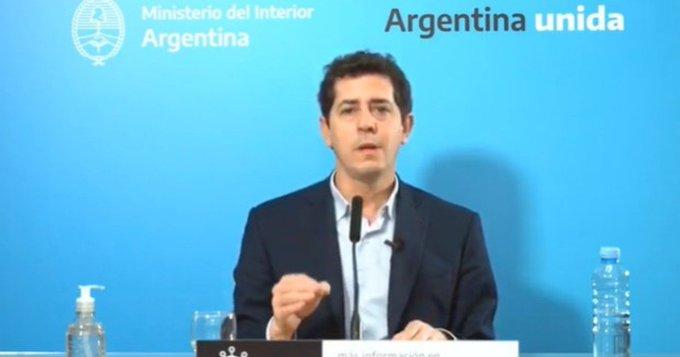 """Coparticipación: De Pedro dijo que Rodríguez Larreta """"sabía"""" que recibió fondos de más"""
