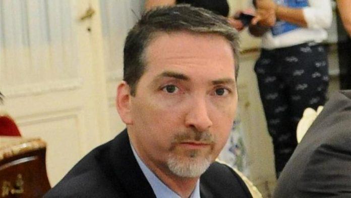 El extitular de Asuntos Internos, Guillermo Berra