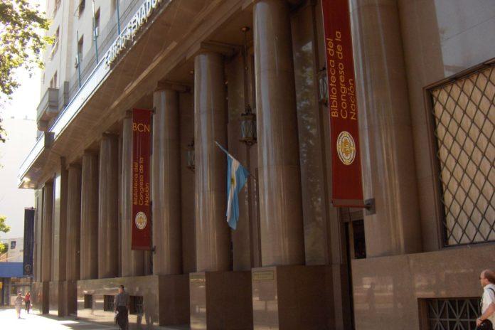 La Biblioteca del Congreso de la Nación, en el ojo de la tormenta por su número de empleados. (Parlamentario.com)