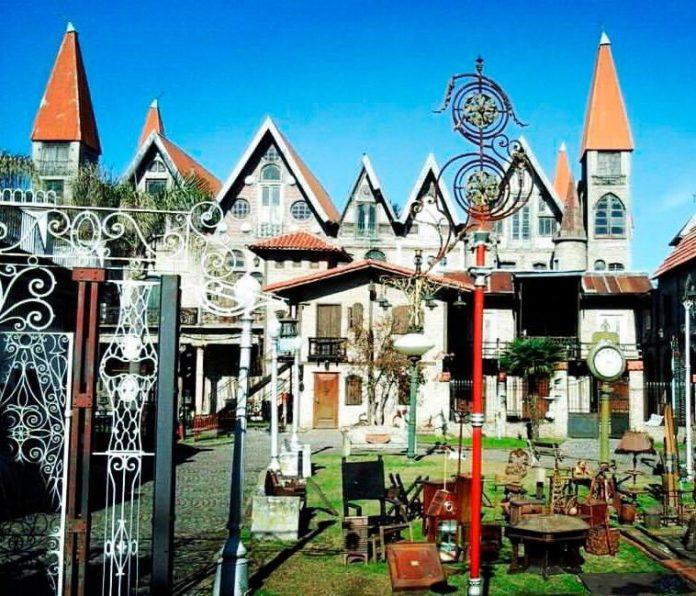 Campanópolis, en La Matanza, atrae miles de visitantes por año. (Secretaría de Turismo bonaerense)