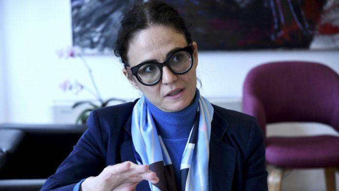 La vicejefa del Gabinete de ministros de la Nación, Cecilia Todesca Bocco. (Archivo)