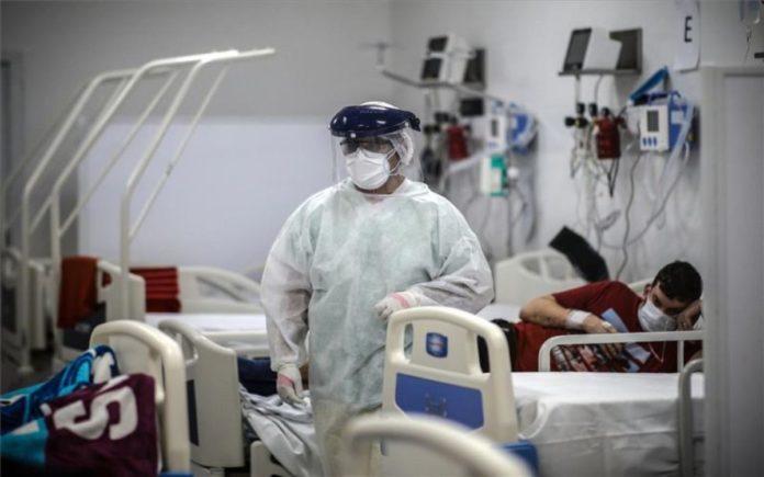 La ocupación de camas de terapia intensiva por enfermos de coronavirus supera el 62% en todo el país. (Archivo)