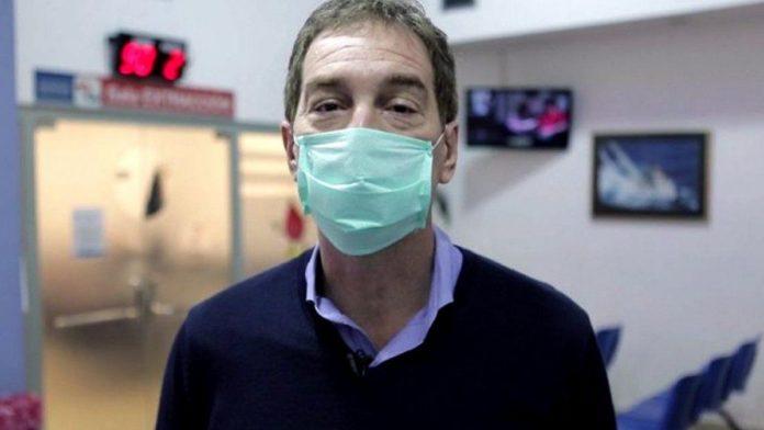 Diego Santilli, vicejefe del Gobierno de la Ciudad Autónoma de Buenos Aires. (Archivo)