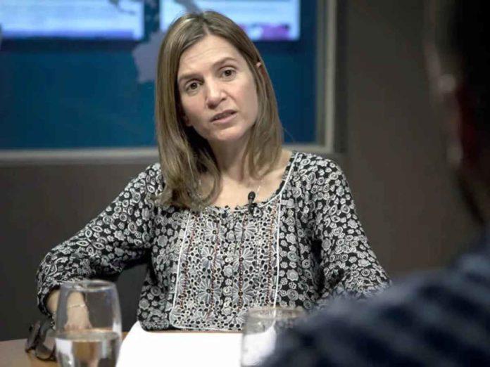 Fernanda Raverta, directora ejecutiva de la Anses. (Archivo)