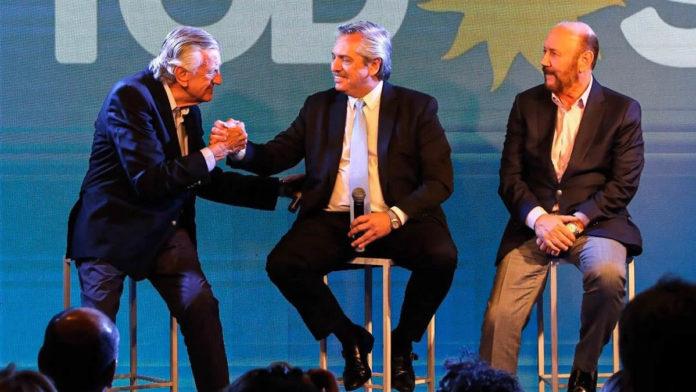 Los gobernadores y la CGT quieren que Alberto Fernández presida el PJ