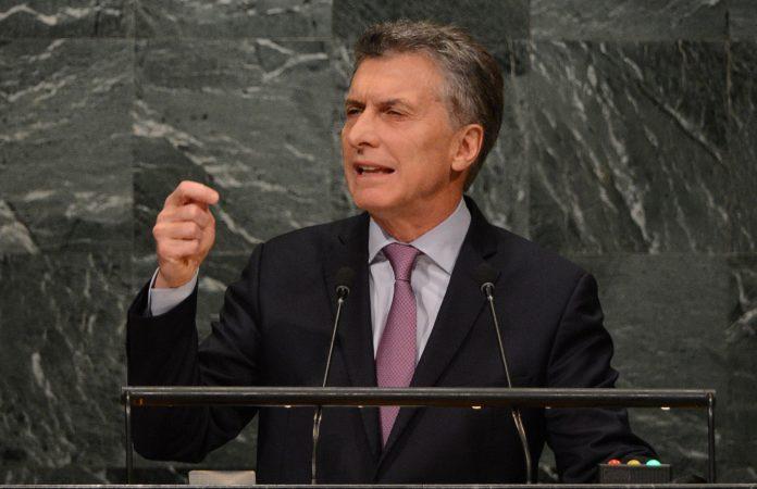 Macri criticó al gobierno de Alberto Fernández y apuntó a la grieta