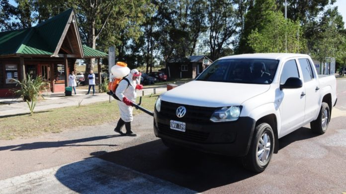 Monte Hermoso inicia sistema de 200 ingresos diarios para propietarios no residentes