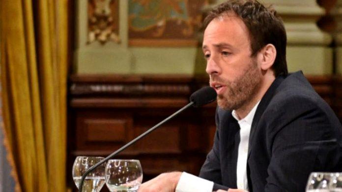 """Coparticipación: para López, el punto recuperado va a servir para """"solventar la política salarial"""""""