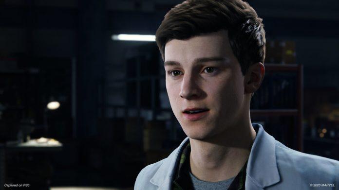 PS5 mejora los gráficos de Spider-Man y Peter Parker pasa por chapa y pintura